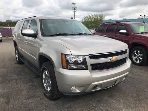 2007 Chevrolet Suburban for sale at Pop's Automotive in Cortland NY
