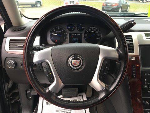 2007 Cadillac Escalade for sale at Pop's Automotive in Cortland NY