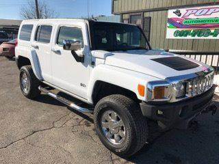 2007 HUMMER H3 for sale in Cortland, NY