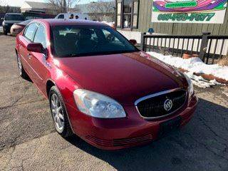 2006 Buick Lucerne for sale at Pop's Automotive in Cortland NY