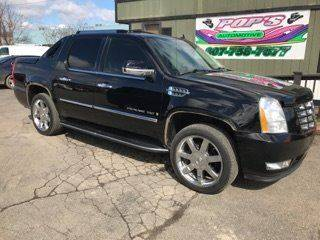 2008 Cadillac Escalade EXT for sale at Pop's Automotive in Cortland NY