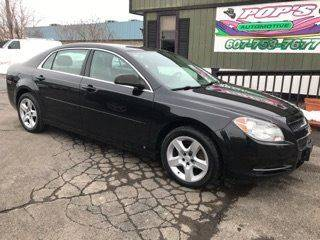 2009 Chevrolet Malibu for sale at Pop's Automotive in Cortland NY