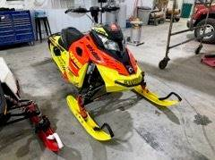 2015 Ski-Doo XRS 800 for sale at Pop's Automotive in Cortland NY