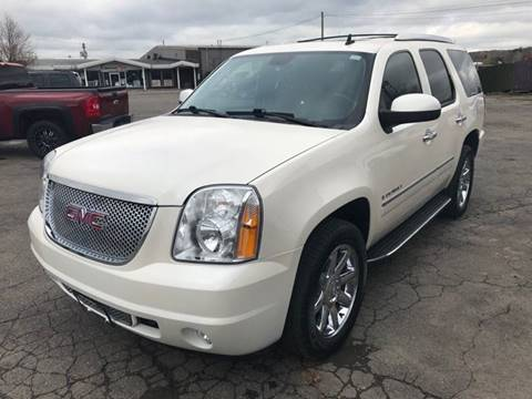 2009 GMC Yukon for sale at Pop's Automotive in Cortland NY