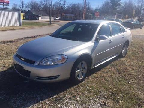 2009 Chevrolet Impala for sale in Springfield, MO