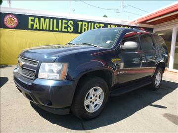 2007 Chevrolet Tahoe for sale in Portland, OR