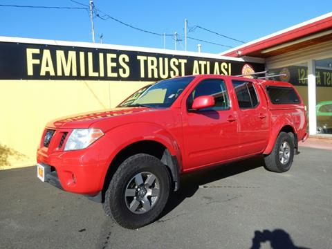 2010 Nissan Frontier for sale in Portland, OR