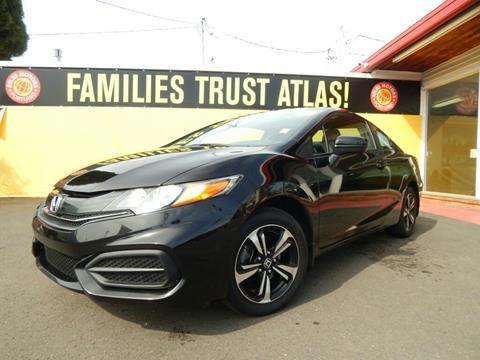 Honda civic for sale in portland or for Atlas motors portland oregon