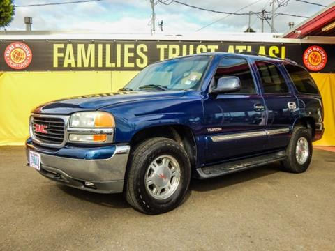 2003 GMC Yukon for sale in Portland, OR