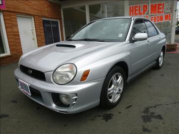 2002 Subaru Impreza for sale in Portland, OR