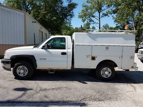 2003 Chevrolet C/K 2500 Series for sale in Paris, MO