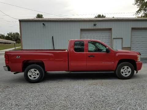 2007 Chevrolet Silverado 1500 for sale in Paris, MO