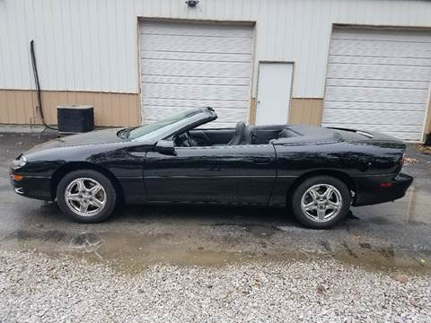 2000 Chevrolet Camaro for sale in Paris, MO