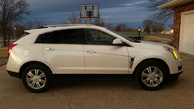 2010 Cadillac SRX for sale in Paris, MO