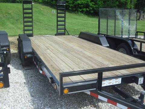 2016 Load Trail 83x18 2-5200lb axles for sale in Paris, MO