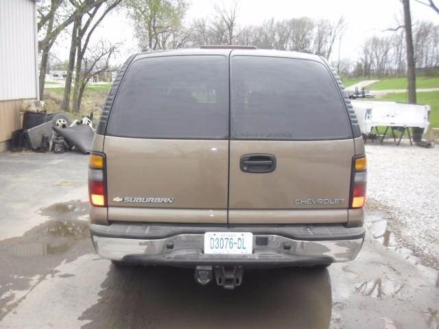 2004 Chevrolet Suburban 1500 LS 4WD 4dr SUV - Paris MO