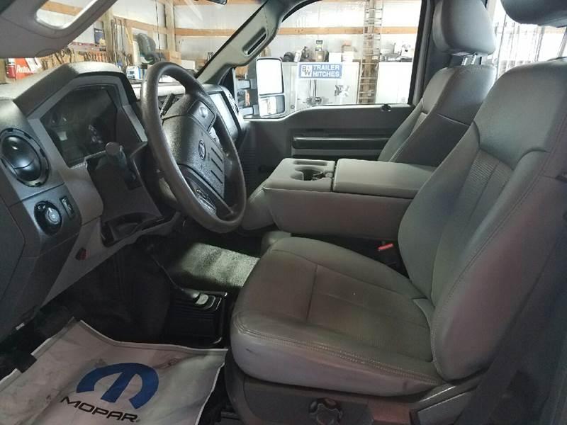 2013 Ford F-350 Super Duty 4x4 XL 2dr Regular Cab 8 ft. LB SRW Pickup - Paris MO