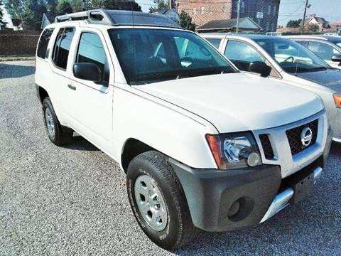 2014 Nissan Xterra for sale in Linton, IN