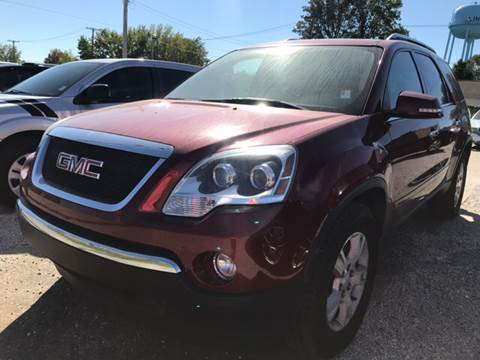 2009 GMC Acadia for sale in Linton, IN