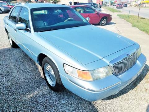 2000 Mercury Grand Marquis for sale in Linton, IN