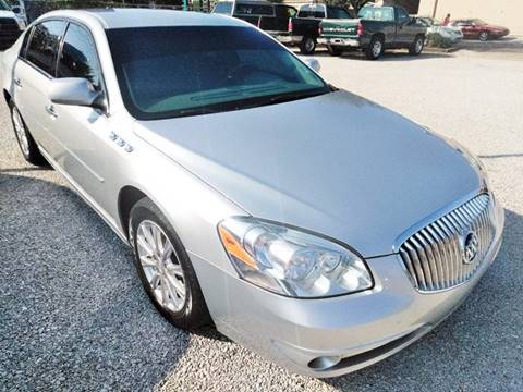 2011 Buick Lucerne for sale in Linton, IN