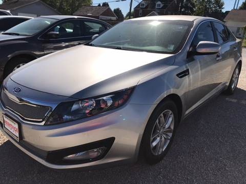 2013 Kia Optima for sale in Linton, IN