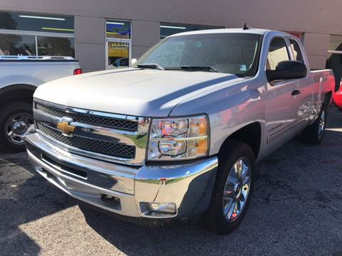 2012 Chevrolet Silverado 1500 for sale in Linton, IN