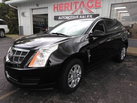 2010 Cadillac SRX for sale in Linton, IN