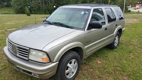 2000 Oldsmobile Bravada for sale in Linton, IN