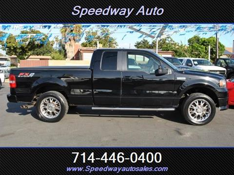 2007 Ford F-150 for sale in Fullerton, CA