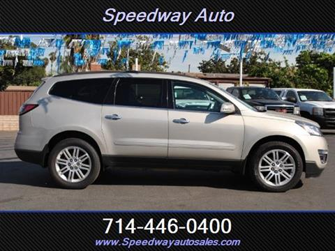 2013 Chevrolet Traverse for sale in Fullerton, CA