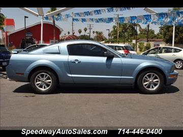 2005 Ford Mustang for sale in Fullerton, CA