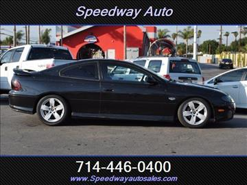 2004 Pontiac GTO for sale in Fullerton, CA