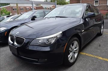 2010 BMW 5 Series for sale in Bronx, NY
