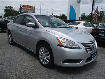 2013 Nissan Sentra for sale in Bronx, NY