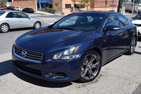 2014 Nissan Maxima for sale in Bronx, NY