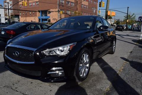 2014 Infiniti Q50 Hybrid for sale in Bronx, NY