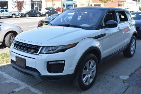 2016 Land Rover Range Rover Evoque for sale in Bronx, NY