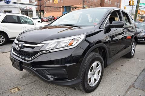 2016 Honda CR-V for sale in Bronx, NY