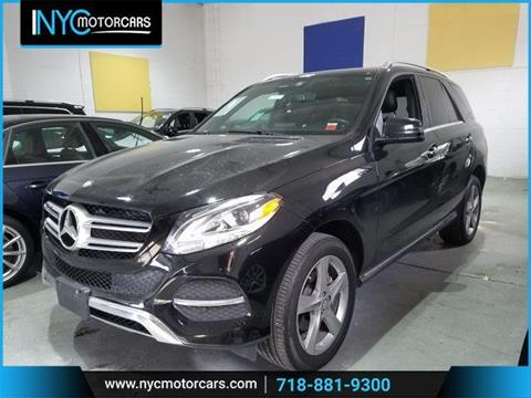 2016 Mercedes-Benz GLE for sale in Bronx, NY