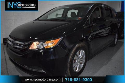 2016 Honda Odyssey for sale in Bronx, NY