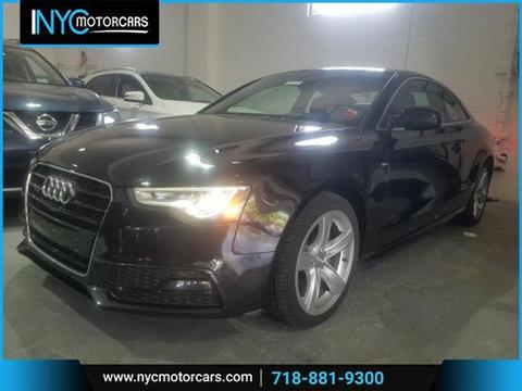 2015 Audi A5 for sale in Bronx, NY