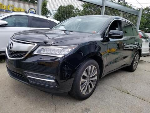 Mdx For Sale >> 2016 Acura Mdx For Sale In Bronx Ny