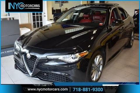 2017 Alfa Romeo Giulia for sale in Bronx, NY