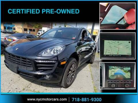 2016 Porsche Macan for sale in Bronx, NY