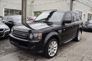 2013 Land Rover Range Rover Sport for sale in Bronx, NY