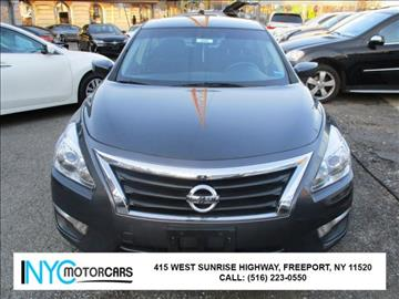 2013 Nissan Altima for sale in Bronx, NY