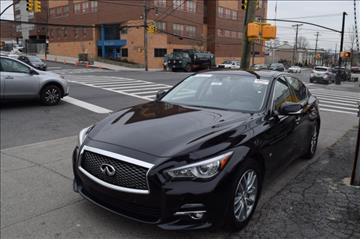 2014 Infiniti Q50 for sale in Bronx, NY