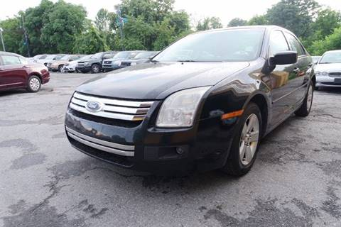 2007 Ford Fusion for sale in Allentown, PA