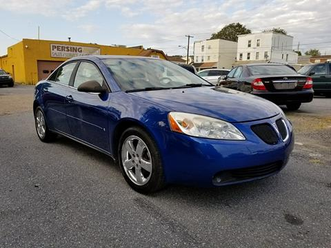 used pontiac g6 for sale in allentown pa. Black Bedroom Furniture Sets. Home Design Ideas
